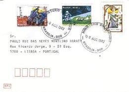 BRAZIL, 1983, Cover - Brazilië