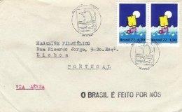 BRAZIL, 1977, Cover - Brésil
