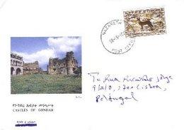 ETHIOPIA, 1991, Cover - Ethiopie
