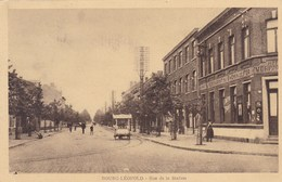 Bourg Léopold, Rue De La Station, Leopoldsburg (pk39910) - Leopoldsburg