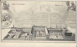 Gand    Institut St. Amand  -   Ecole St Luc  -  1910 Naar  Jamoigne - Gent