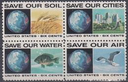 UNITED STATES 1012-1015,unused - Nuevos