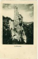 GERMANIA  BADEN-WURTTEMBERG  LICHTENSTEIN  Schloss  Wurtt. Post  Stuttgart X Ragusa  Senatore Schininà Di Sant' Elia - Stuttgart