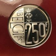 Belgium,België 250 Francs 1997 60th Birthday Of Queen Paola - 07. 250 Francs