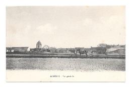(17530-78) Achères - Vue Générale - Acheres
