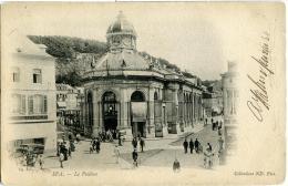 BELGIO  LIEGE  SPA   Le Pouhon  1903 - Spa