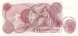 GREAT BRITAIN P. 373c 10 S 1970 UNC - 1952-… : Elizabeth II