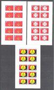 Wallis Et Futuna :Yvert Carnets N° C652 C654 C657 - Booklets