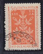 Italy Yugoslavia Slovenia Trieste Zone B 1948 Agriculture Fair, Used (o) Michel 3 - 7. Trieste