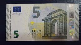 5 EURO U006H1 France Serie UA Ch15 Draghi Perfect UNC - EURO