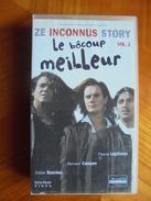 Ancienne Cassette Vidéo ZE INCONNUS STORY Vol. 2 Le Bôcoup Meilleur 2001 - Séries Et Programmes TV
