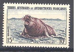 T.A.A.F.:Yvert  N° 7**; MNH; éléphant De Mer - Französische Süd- Und Antarktisgebiete (TAAF)