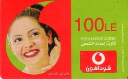 TARJETA TELEFONICA DE EGIPTO (PREPAGO - VODAFONE) (389) - Egipto