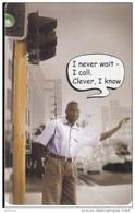 NAMIBIA(chip) - Plan Ahead/I Never Wait I Call..., Used - Namibia