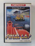 Famicom : Final Lap NAM-FL-5200 - Electronic Games