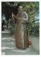 Italie--SAN DAMIANO Di SAN GIORGIO ---Statue De Bronze Du Père Pio De Pietrelcina - Italie