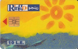 TARJETA TELEFONICA DE EGIPTO (CHIP) (472) - Egypt