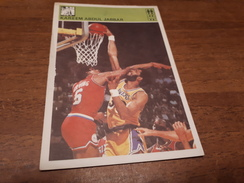 Svijet Sporta Card - Basketball, Kareem Abdul Jabbar      170 - Basket-ball