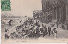 187 - Paris - Le Quai Aux Fleurs - ND Phot - Arrondissement: 04