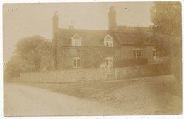 Unidentified House With Two Women In Front Garden - England