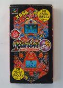 Super Famicom : Parlor! Mini 5 SHVC-AQYJ-JPN - Other