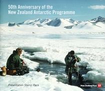 ROSS DEPENDENCY 2006 50th Anniversary Of Antarctic Programme: Presentation Pack - Dépendance De Ross (Nouvelle Zélande)