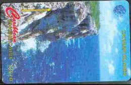 TK 29140 CAYMAN ISLANDS - 163CCID... The Bluff - Kaimaninseln (Cayman I.)