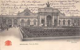 BRUXELLES - Gare Du Midi - Chemins De Fer, Gares