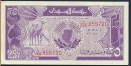 °°° SUDAN - 25 PIASTRES °°° - Soudan