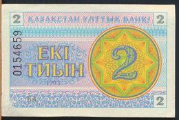 °°° KAZAKHSTAN 2 TYIN 1993 °°° - Kazakistan