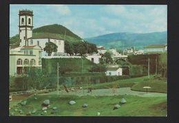 Postcard 1960s PORTUGAL AZORES  AÇORES S. MIGUEL  ST. MICHAEL RIBEIRA GRANDE  Z1 - Postcards