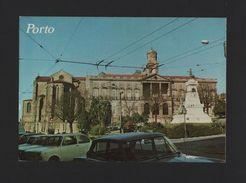 PORTO OPORTO 1970ys Cars Car Automobile FIAT Voitures PORTUGAL Postcard Z1 - Postcards