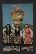 PORTUGAL 1950 Years VIANA DO CASTELO BRAGA WOMAN ETHNIC DRESS MINHO COSTUMES Z1 - Postcards