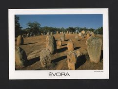 PORTUGAL ÉVORA DOLMEN NEOLITHIC PRE HISTORY ARCHEOLOGY DOLMENS MENHIRS GUADALUPE - Postcards