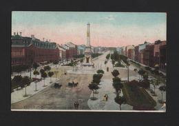 POSTCARD Pre1910year LISBOA RESTAURADORES AV LIVERDADE LISBON PORTUGAL Z1 - Postcards