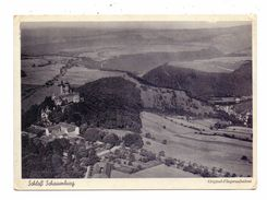 6252 DIEZ - BALDUINSTEIN, Schloß Schaumburg, Luftaufnahme, 1937 - Diez