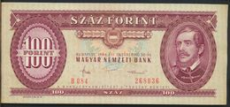 °°° HUNGARY - 100 FORINT 1984 °°° - Ungheria