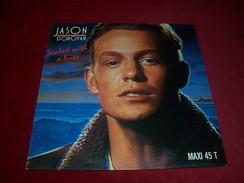 JASON DONOVAN  °  SEALED WITH A KISS - 45 T - Maxi-Single