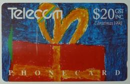 NEW ZEALAND - GPT - Christmas 1990 - $20 - Specimen - New Zealand