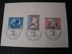DR Karte Wiesn SST 1942 - Germania