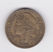 2 Francs Togo Sous Mandat De La France 1924 SUP - Togo