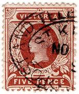 (I.B) Australia - Victoria Revenue : Stamp Duty 5d - Australia