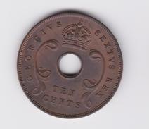 10 Cents East Africa (Grande Bretagne)TTB 1951 - Colonie Britannique