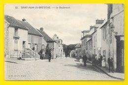 St NOM La BRETECHE Le Boulevard (J.D. & Cie) Yvelines (78) - St. Nom La Breteche