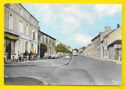 SAUZE VAUSSAIS Hôtel Des Voyageurs Route Des Maisons Blanches (Combier) Deux-Sèvres (79) - Sauze Vaussais