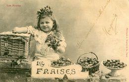 FRAISE(BERGERET) - Flowers, Plants & Trees
