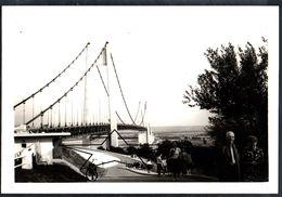 Photo 128 X 90, 76 Pont De TANCARVILLE   En 1961 - Dieppe