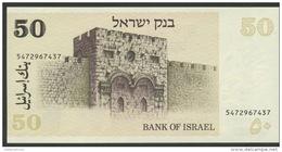 ISRAEL   P46   50   SHEQALIM   1978    UNC. - Israele