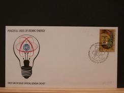 73/518  FDC   N.U. - Atomo