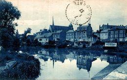POITIERS LE CLAIN AU PONT JOUBERT - Poitiers
